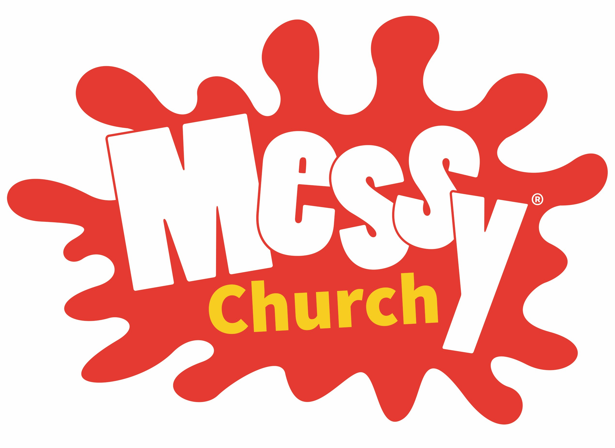 Messy Church logo ©