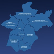 MSN Deanery Map